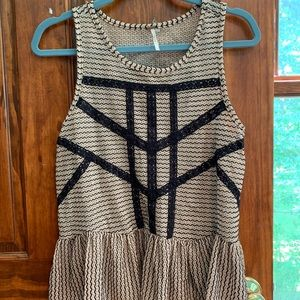 Free People Tank Top Size